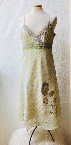 Vero Moda Empire Dress multicolored mixture fibre