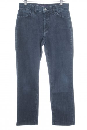 not your daughters jeans Five-Pocket-Hose dunkelblau Casual-Look