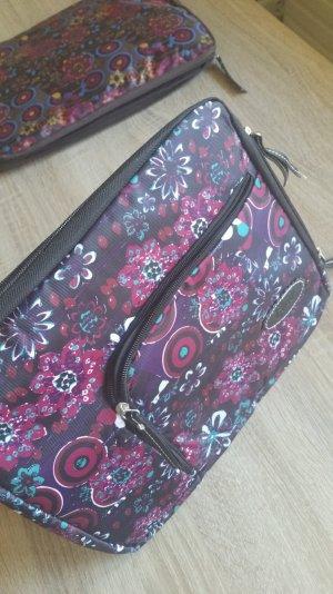 Notebook Tasche neu lila pink