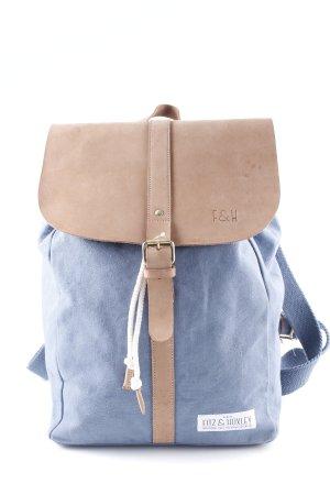 Notebookrucksack mehrfarbig Casual-Look