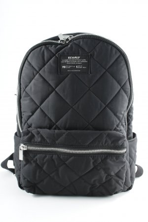 Notebookrucksack schwarz Casual-Look