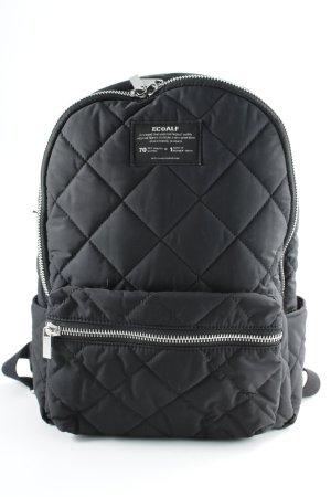 Laptop Backpack black casual look