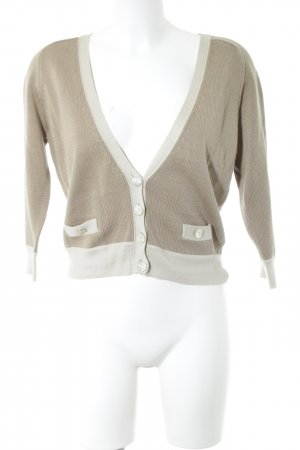 Nougat London Knitted Cardigan natural white casual look