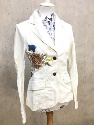 Freesoul Denim Blazer white-beige