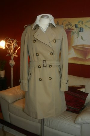 NP:1690€ Original Burberry London Damen Trenchcoat Gr.40/M UK12 beige