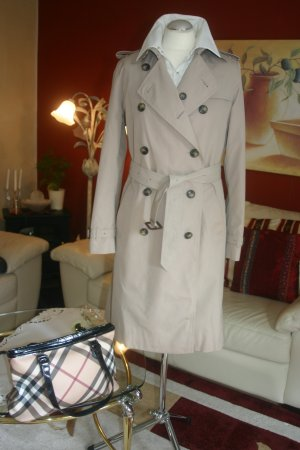 NP:1695,00€ Original Burberry Damen Trenchcoat Gr.40/M UK12 beige