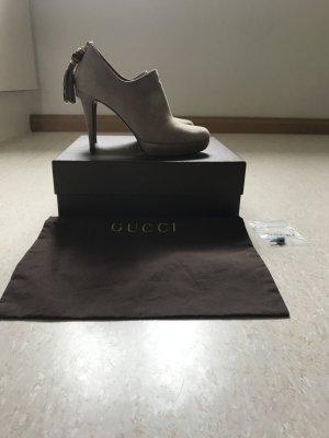*NP 675€* Sexy High Heels von GUCCI aus Wildleder