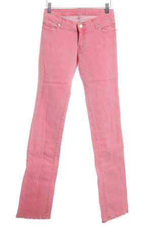 NROVOCATOR Slim Jeans lachs-apricot Casual-Look