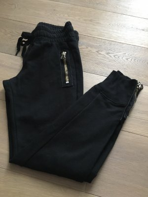 transfer Sweat Pants black