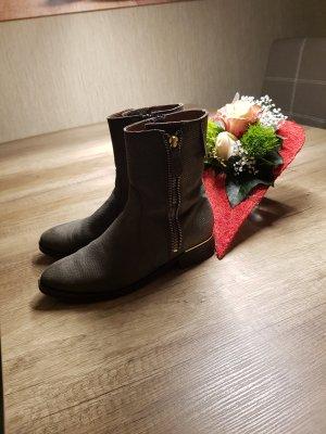 NUBIKK Echtleder Stiefeletten Boots