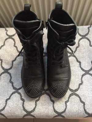 Nubikk Lace-up Boots black