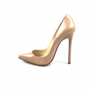 Nude Christian Louboutin High Heel
