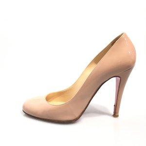 Nude Christian Louboutin High Heel