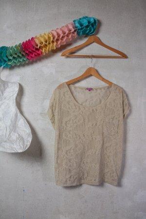 #nude farbene Spitzen #Bluse von Breuninger Suzanna