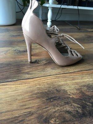 Nude Heels / Sandaletten