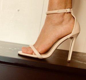 Nude/hellrosa High Heels
