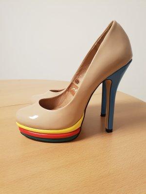 Alisha Tacones multicolor