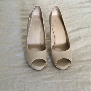 Nude Peeptoes der US Marke Nine West