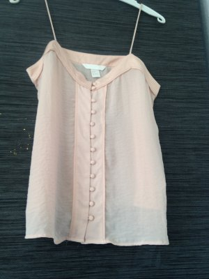 Nude Rosa leichtes Top