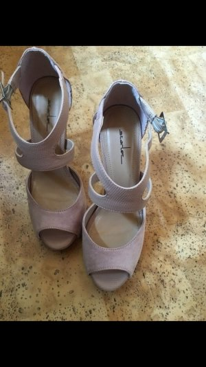 Nude/ rosa Sandaletten