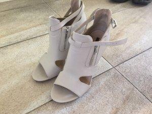 nude Sandaletten