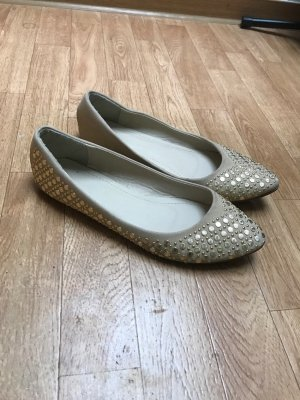 Nude Schuhe , Größe 38