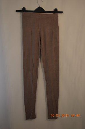 Nudefarbende Leggings