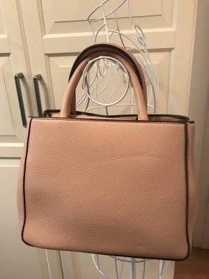 Nudefarbene Handtasche von Parfois