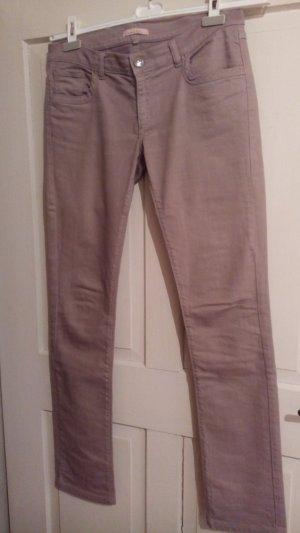 Nudefarbene Jeans von Sandro