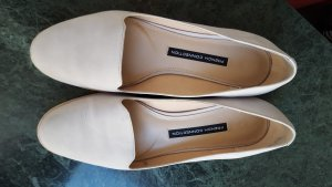 nudefarbene Slipper von French Connection Gr. 37