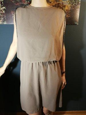 nudefarbenes Abendkleid von Sisley