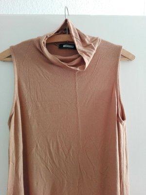 nudefarbenes Sommerkleid von missguided