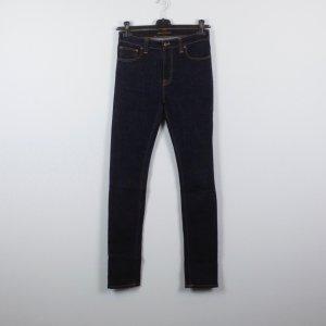 Nudie High Waist Jeans Gr. 30 dunkelblau Mod. High Kai (18/11/492)