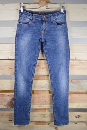 Nudie Jeans blau Größe W28/L34