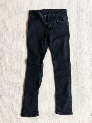 Nudie jeans Thin Finn slim fit jeans organic cotton nachhaltig fair fashion 32/34