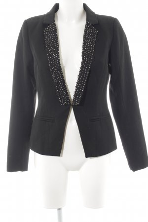 NÜ Denmark Smoking-Blazer schwarz Elegant