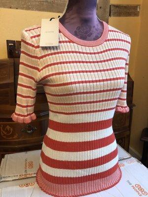 NÜMPF Sweater met korte mouwen veelkleurig