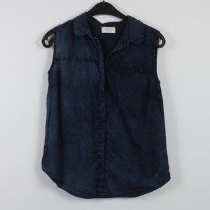 NÜMPH Bluse Gr. 36 dunkelblau (18/7/274)