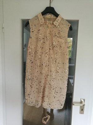 Nümph Bluse ohne Ärmel mit Details