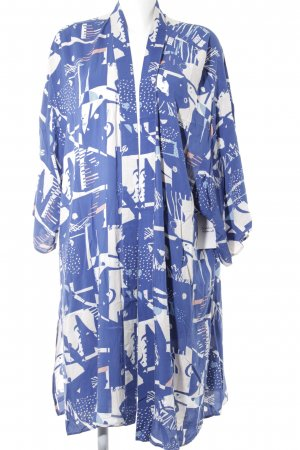 Nümph Kimono abstract print casual look