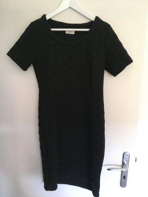 NÜMPH-Kleid schwarz Punkte