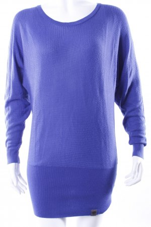 Nümph Longpullover blau