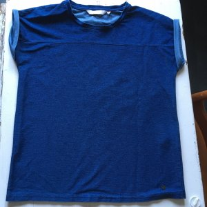 Nümph Nymph Shirt T-Shirt Oberteil Bluse Jeanshemd M 38
