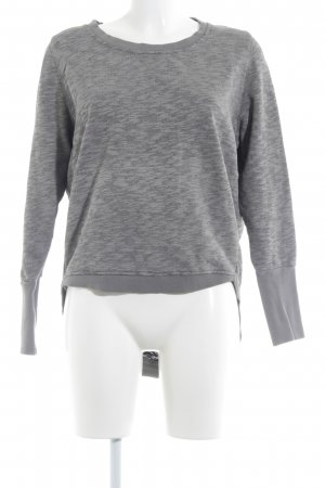 Nümph Oversized Pullover grau Casual-Look