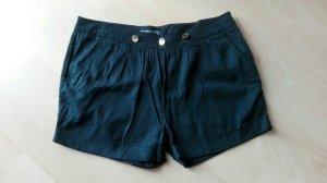 Nümph Sommer Shorts schwarz M