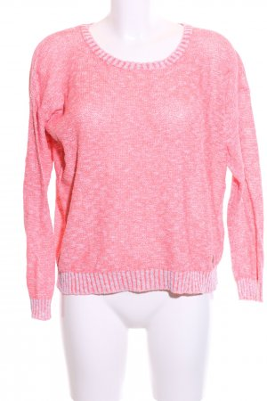 Nümph Strickpullover pink Casual-Look