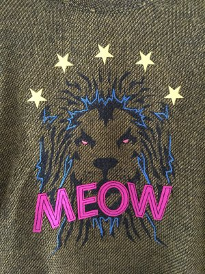 Nümph Sweater Meow Pulli