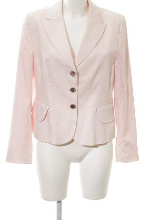 Nuevo Frack-Anzug wollweiß-pink Business-Look
