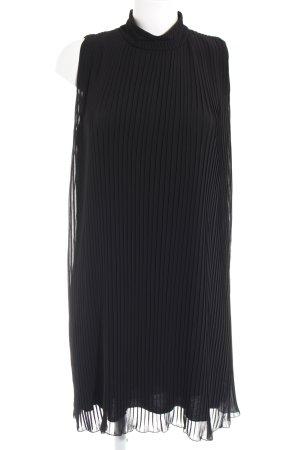 nuna lie Neckholderkleid schwarz Elegant