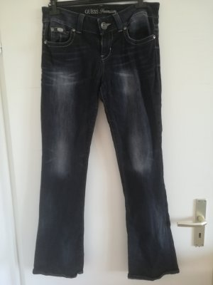Guess Premium Boot Cut Jeans anthracite